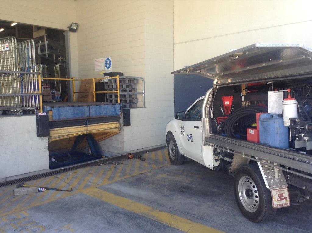 Loading Dock Lift